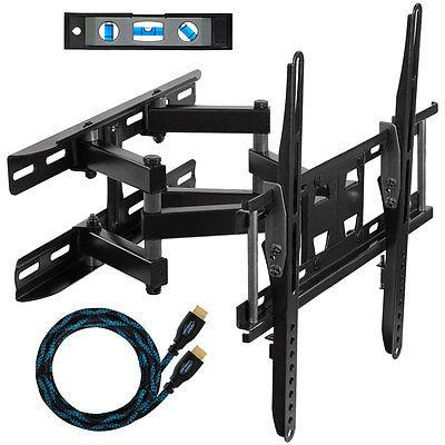 Articulating TV Wall Mount LED LCD Plasma 32 43 46 50
