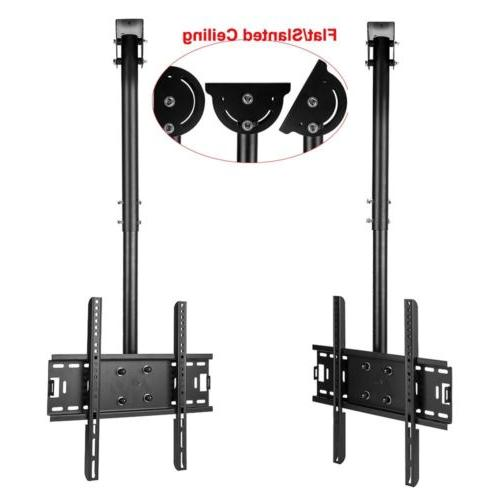 "VEMOUNT Ceiling Mount Bracket 30"" to "" TILT&Swivel LED Plasma ROTATE"