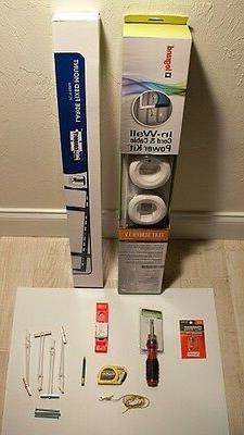 Complete Tv Installation Package Large Flat Mount Legrand Po