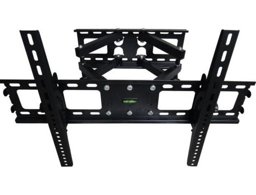 dual arm motion tilt tv