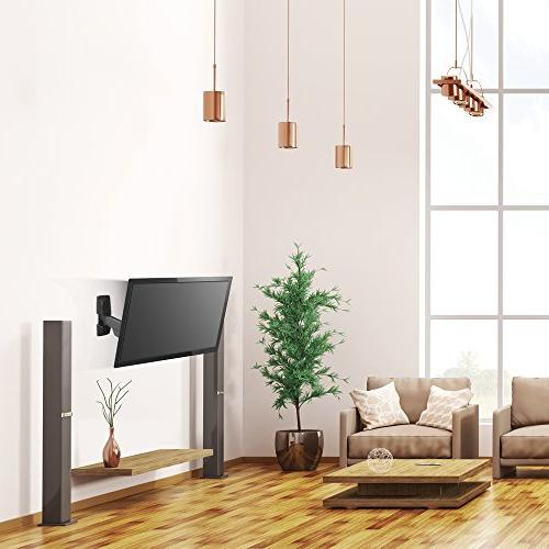 """Barkan E140 Curved/Flat Wall for 13"""" Screens up to"""