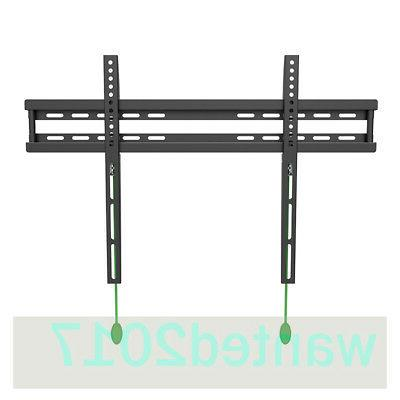 "Fixed TV Wall Mount Bracket For  40""-65"" Inch With Max 50KG"