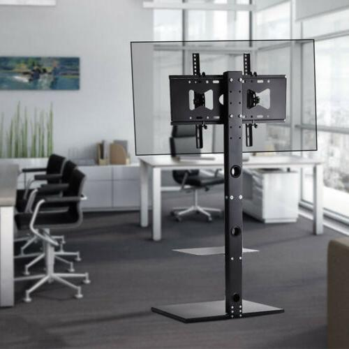 floor tv stand with tilt and swivel