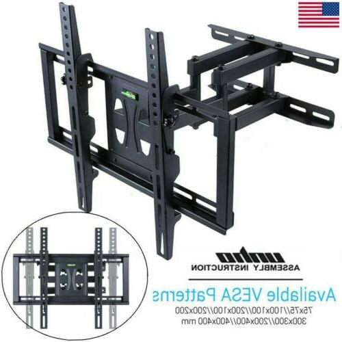full motion articulating tilt swivel tv wall