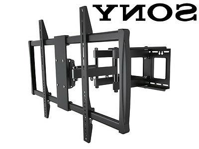 Full-Motion TV Wall Mount 60 65 70 75 80 90 100 Inch Sony LC