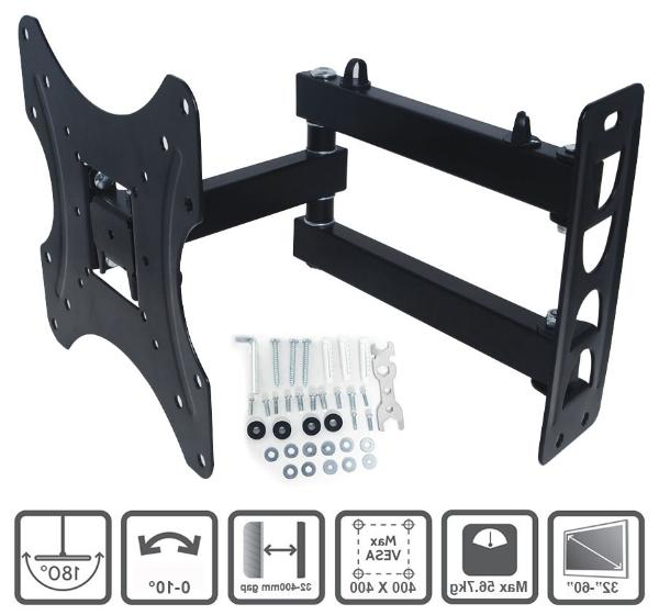 "Full Motion Mount Bracket 26 32 42 50 55"" LED LCD"