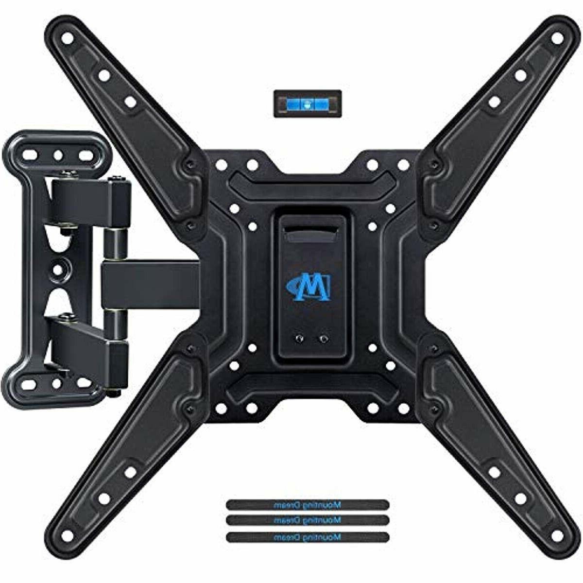 Mounting Dream Full Motion TV Mounts Bracket with Perfect Center for