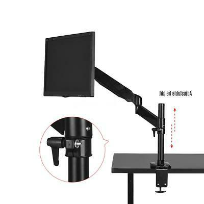 LCD Monitor Mount Desk Stand Adjustable up to 27""