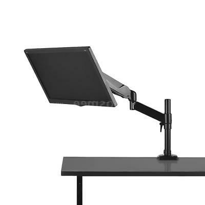 lcd tilt monitor mount desk tv bracket