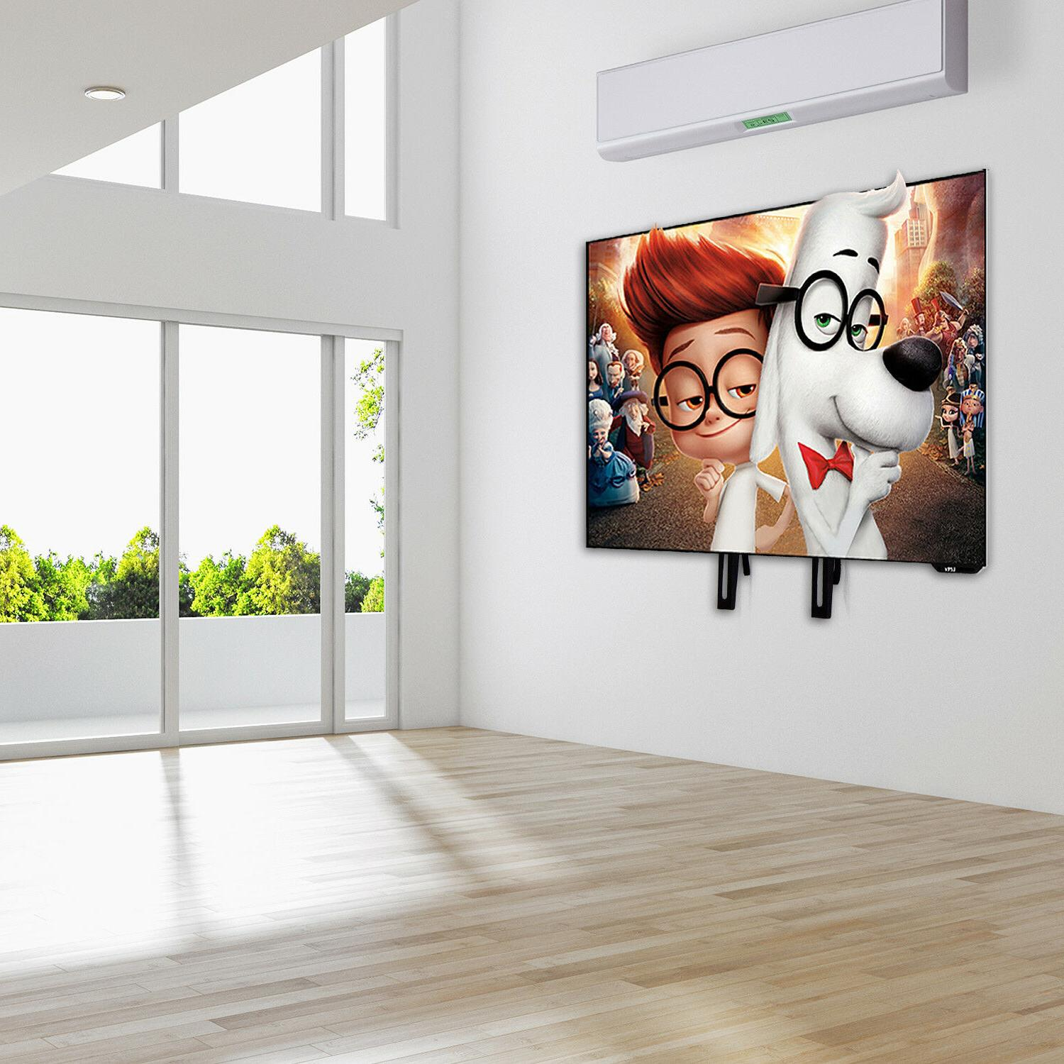 Low Fixed TV Wall Mount LED LCD Screen