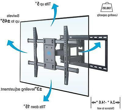 Mounting MD2296-24 Wall Mount with Full