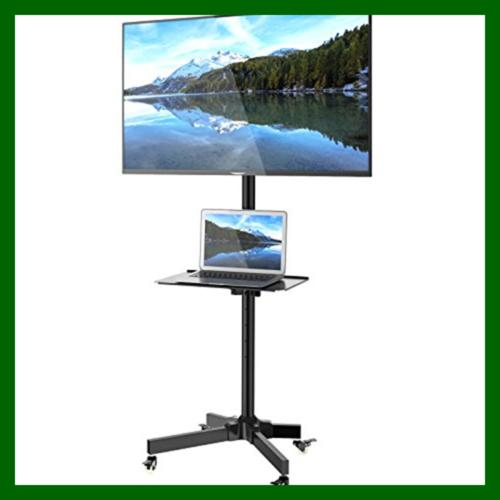 "Mobile TV Stand Trolley 23"" 55"" Plasma/L"
