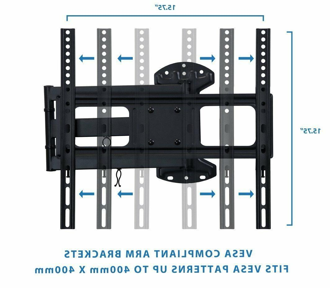 Bracket with Articulating Extension