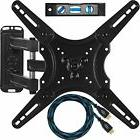 Cheetah Mounts ALAMLB Articulating Arm  TV Wall Mount Brack.