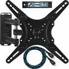 Cheetah Mounts ALAMLB Articulating Arm  TV Wall Mount Bracke