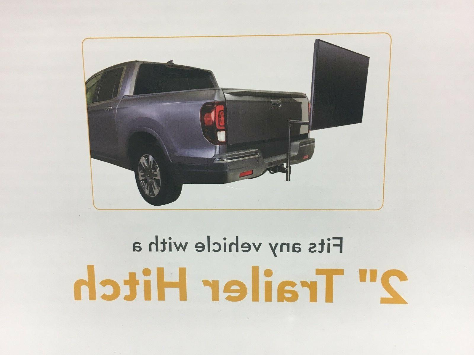 """NEW! OmniMount TV Tailgate Mount for 32-65"""" TVs SC65TLG Blac"""