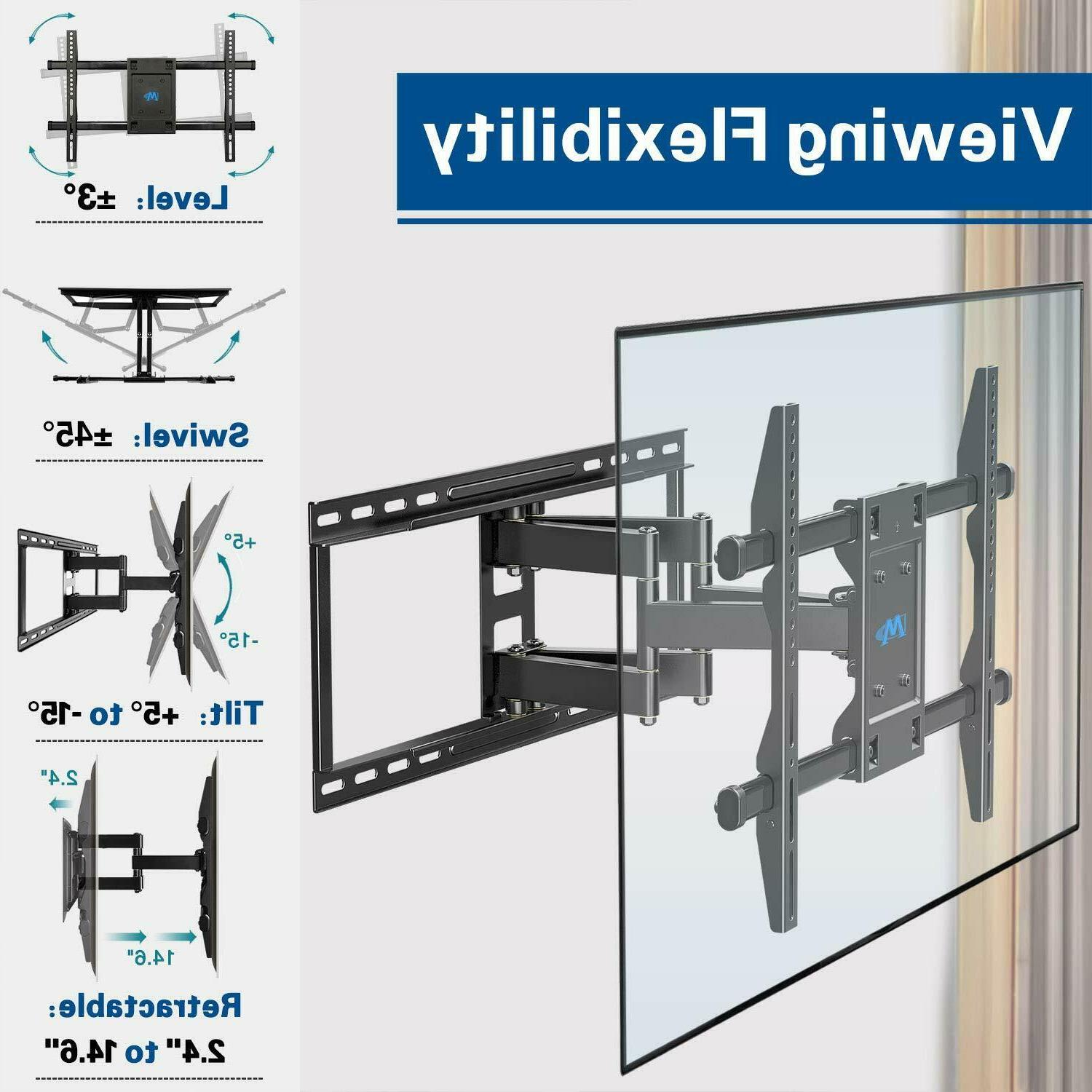"Mounting TV Wall Mount Model 42-70"" LED"