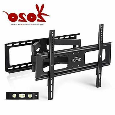 SIMBR TV Wall Mount Bracket with Full Motion