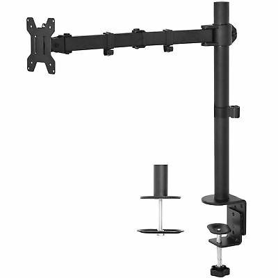 single monitor desk mount stand