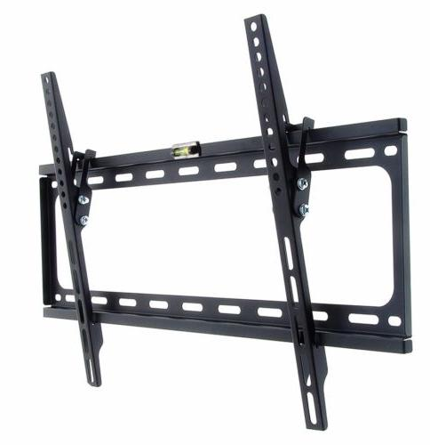 slim flat tv wall bracket