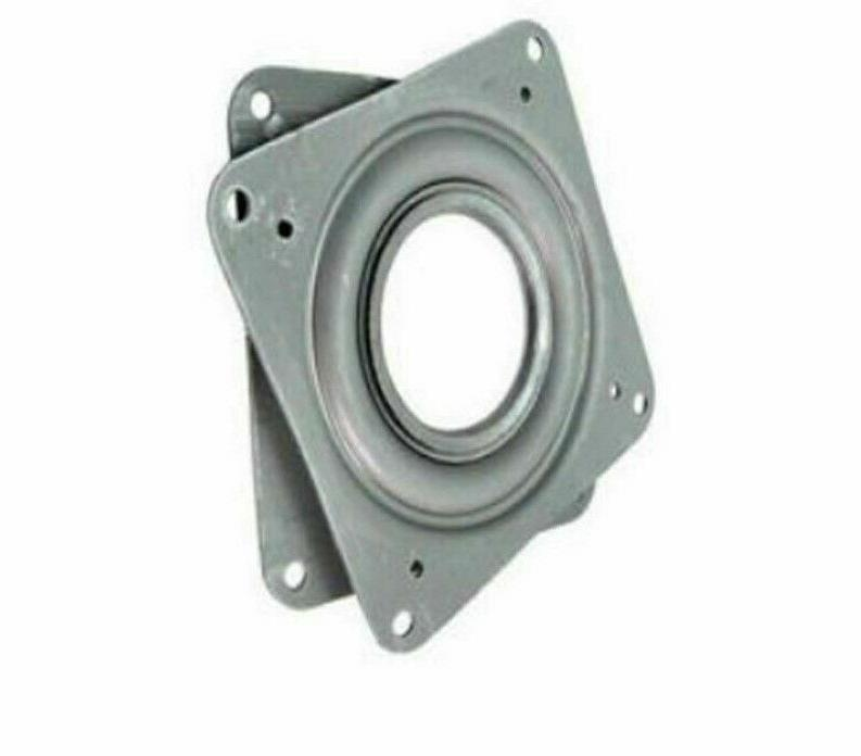 swivel turntable plate tv mount stand heavy
