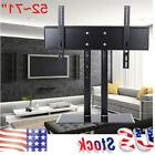 Table Top TV Stand Swivel Universal Replacement Tabletop TV
