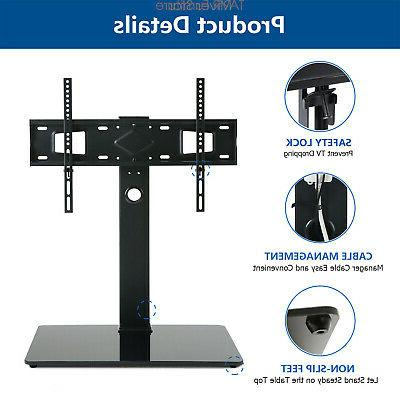 Tabletop TV Stand With Swive Most