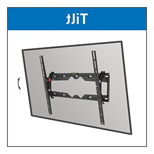 Barkan Flat Wall Mount, to 110 lbs, Patented,.
