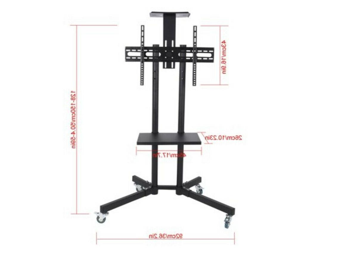 TV Stand TV Cart Mount for 32-65