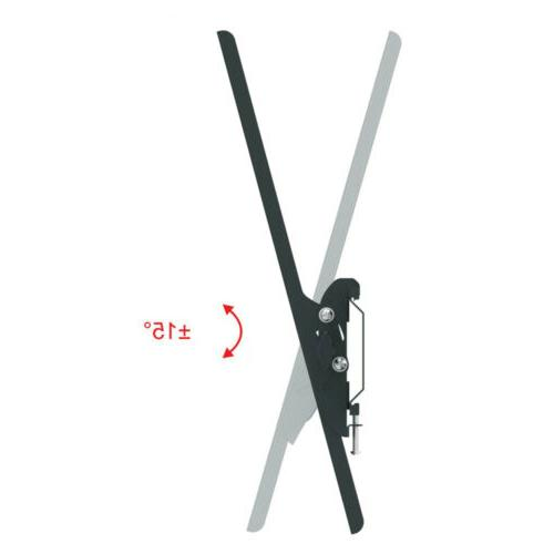 TV Mount 15° Swivel For 32 46 55 65 inch