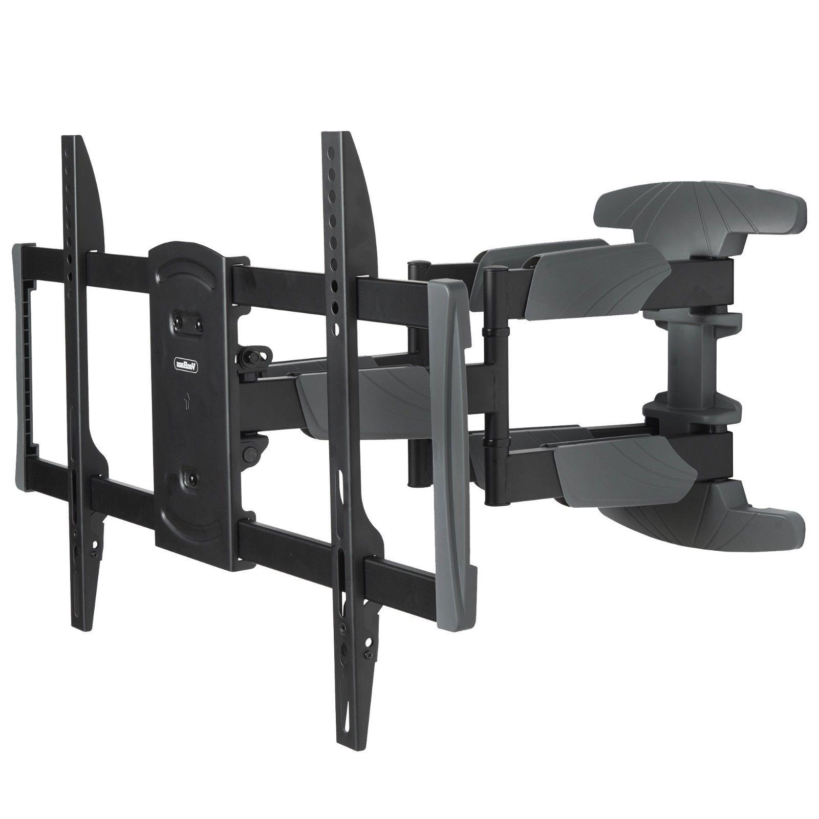 VonHaus TV Wall Mount Bracket Double Arm Articulating for 37