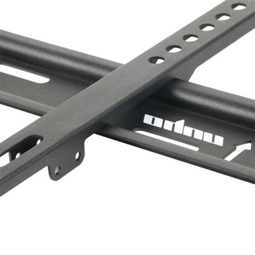"""32""""-70"""" Universal Ultra Low Profile Fixed TV Wall Hanger Load 110Lbs"""