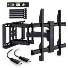 PERLESMITH TV Wall Mount Bracket Full Motion -- Fits Most 37