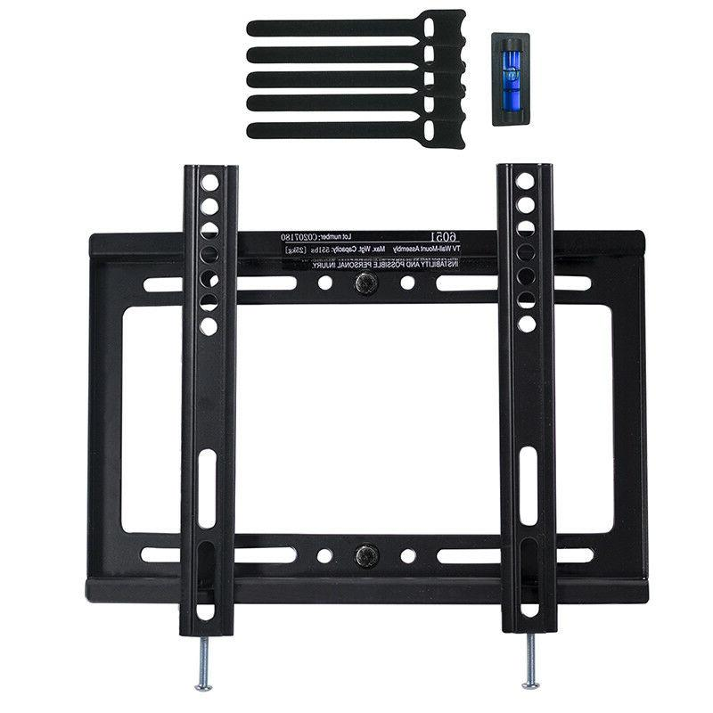 TV Wall Mount fixed Motion Swivel Articulating Bracket for M