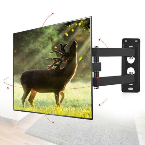 TV Wall Full Motion Swivel 19 24 32 37 42