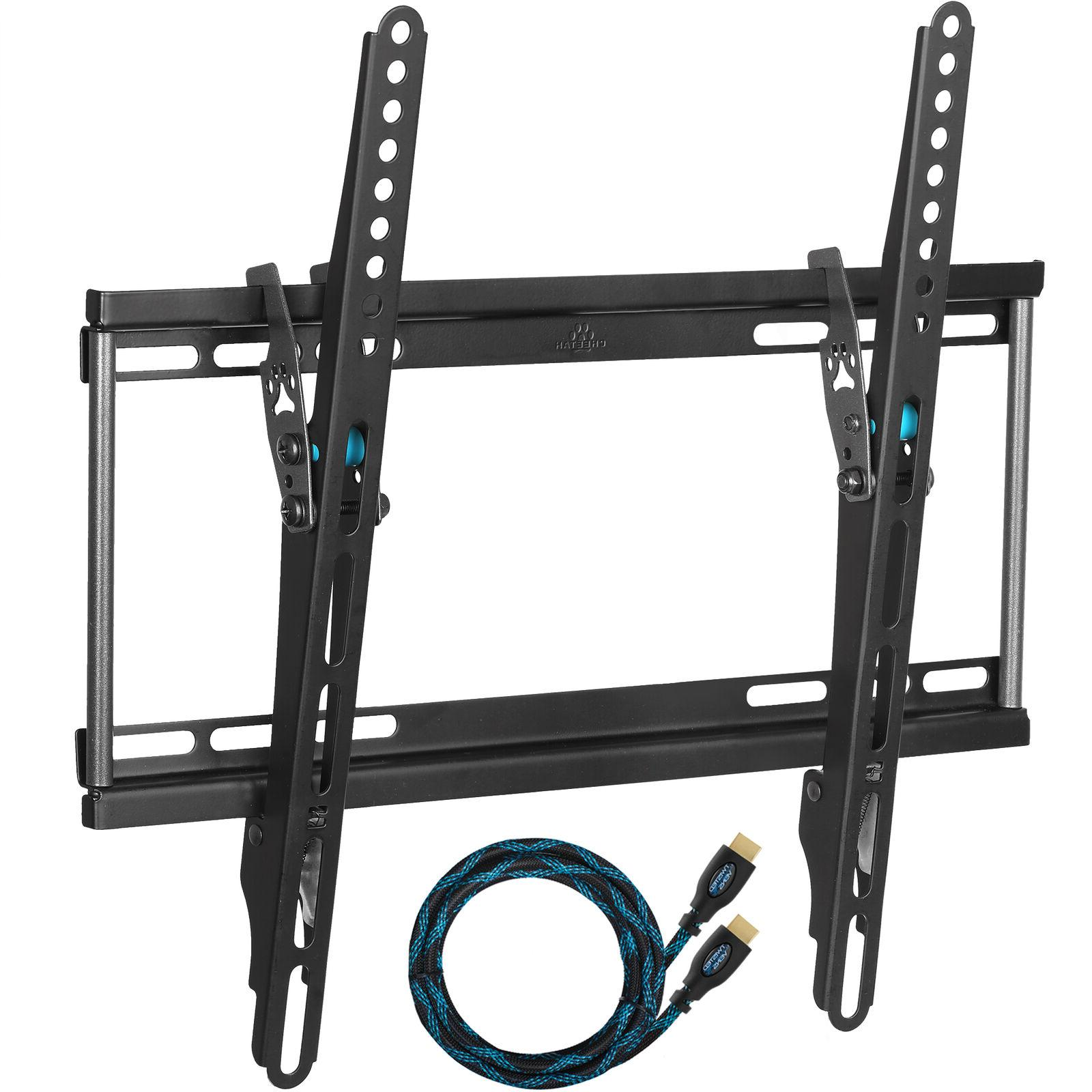 tv wall mount tilt for 20 55