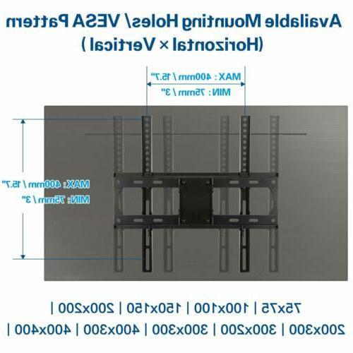 Mounting Mount TV for Most 32-55 Screen