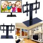 Universal LCD LED TV Wall Mount Table Pedestal Stand Bracket