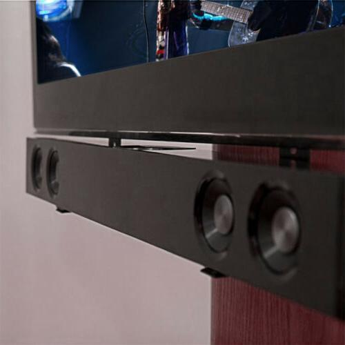 Steel Sound Bar Speaker Bracket Mount Shelf Above