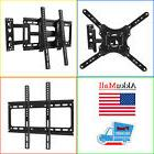 Universal Tilt TV Bracket Wall Mount LCD LED Plasma Screen F