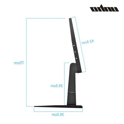 """Thickend SPCC TV Stand Base Holder for 27-55"""""""