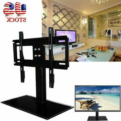 universal table tv stand base