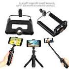 Universal Tripod Monopod Mount Phone U Clip Holder Bracket F