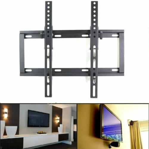 Heavy&Safe Tilt LED LCD TV Wall Mount 20 24 26 27 30 32 36 4