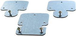 KING MB600 Removable Roof Mount Bracket for KING Tailgater a