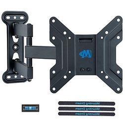 Mounting Dream MD2413-S Full Motion TV Wall Mount Bracket wi