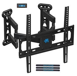 Mounting Dream Full Motion Corner TV Wall Mount Bracket for