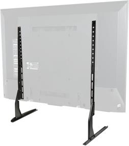 Mount Factory Modern Tabletop TV Stand - Universal Flat Scre