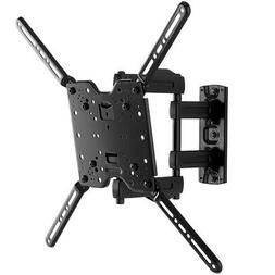 "Sanus Full-Motion TV Wall Mount for 32"" to 80"" TVs Extends 1"