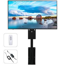 "Pinty Motorized TV Mount Lift with Remote Control for 32""~57"